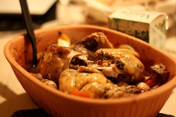 kyckling i lergryta 8