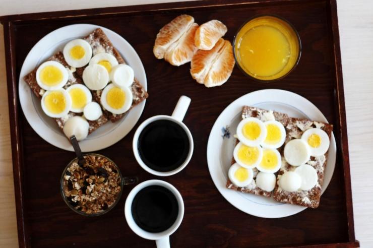 frukosttime