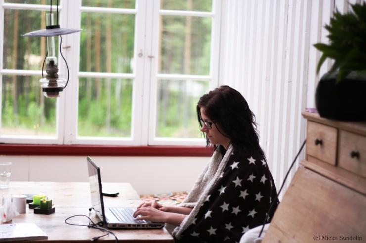 bloggar i rossön