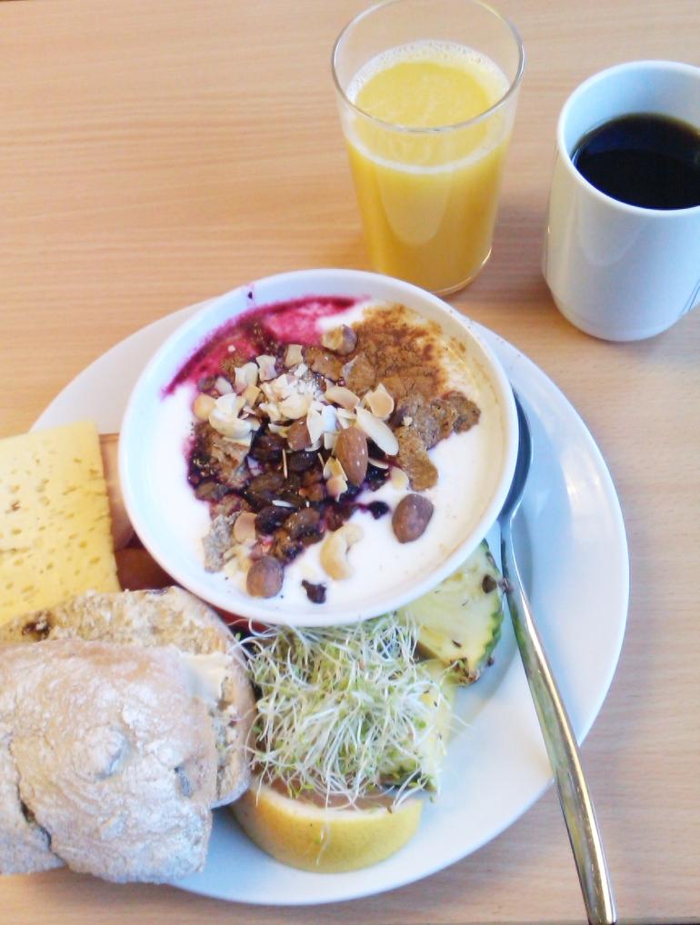 frukost på clarion