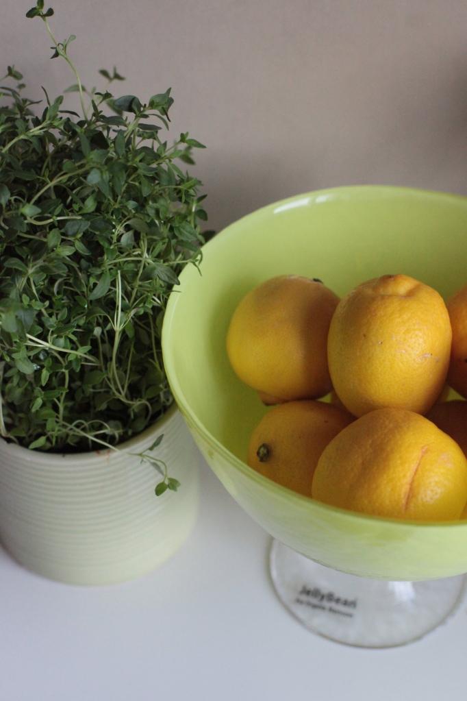Timjan citrom