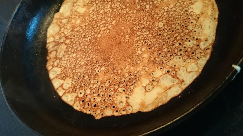 nyttiga pannkakor quinoa havre matsmart dietist blogg