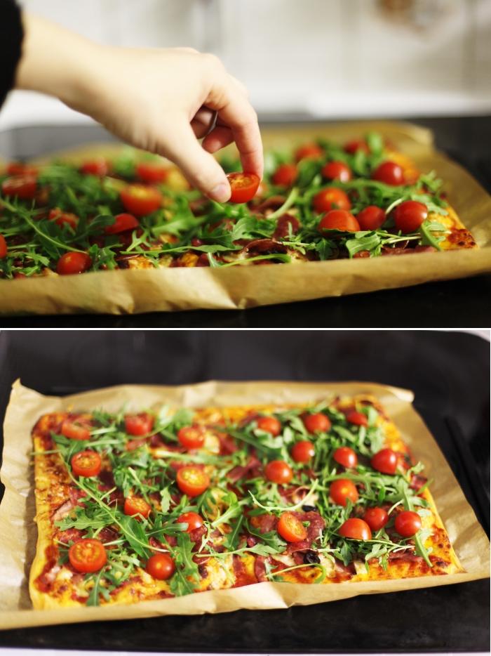 mjölkfri pizza pizzakit