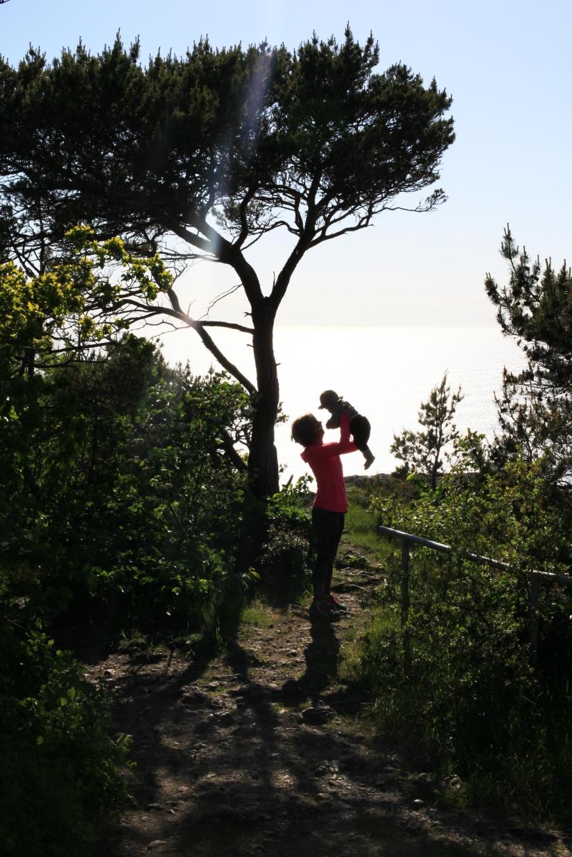 Annica och Viggo högklint gotland