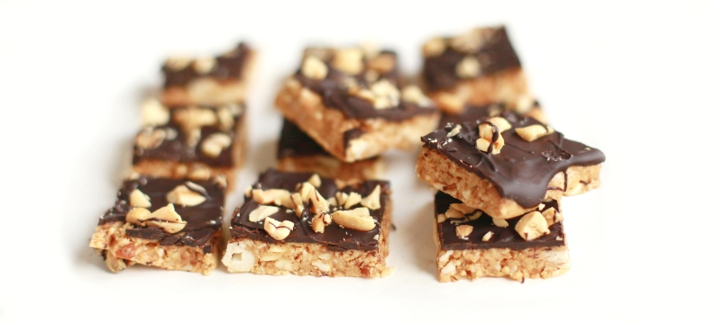 hälsosamma nyttiga snickerkakor mjölkfria glutenfria med dadlar