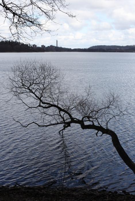 sjön i flottsbro