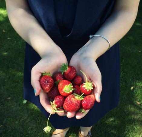 jordgubbar strawberries dietist blogg hälsoblogg