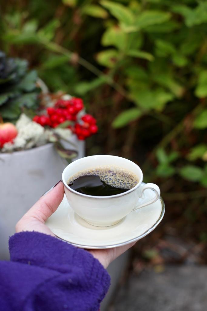 kaffe matblogg