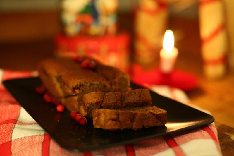 Nyttig hälsosammare pepparkaka med råg banan lingon mindre socker